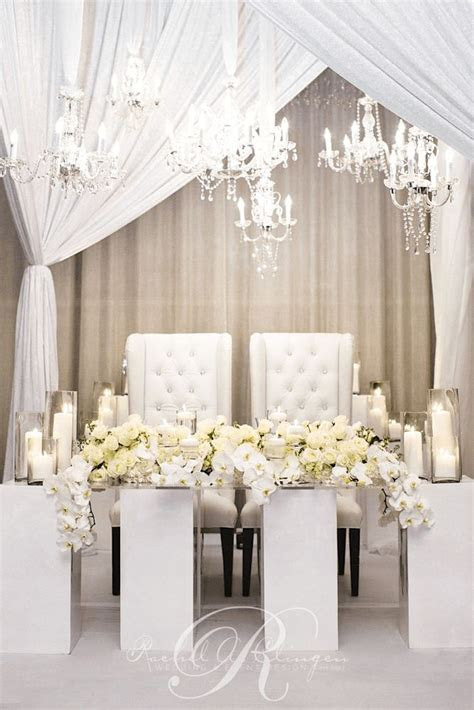1000  ideas about Sweetheart Table Decor on Pinterest
