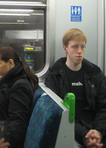 Meh! It's Tube travel