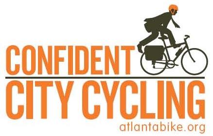 Confident City Cycling Logo