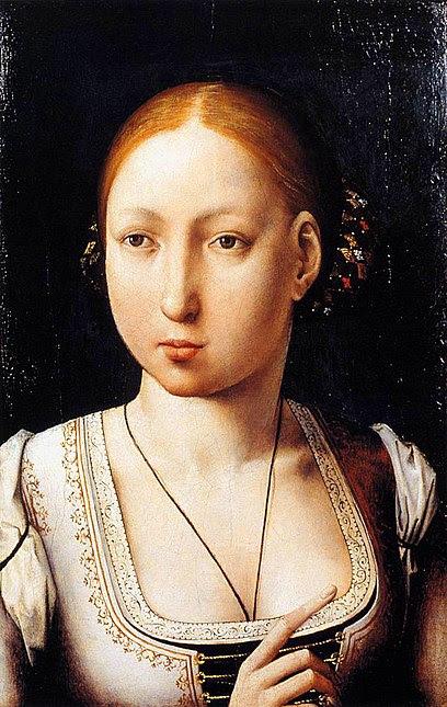 File:Juan de Flandes - Portrait of Joan the Mad - WGA12045.jpg