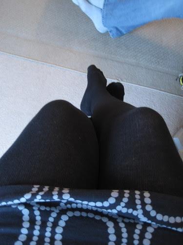 Dress + Tights