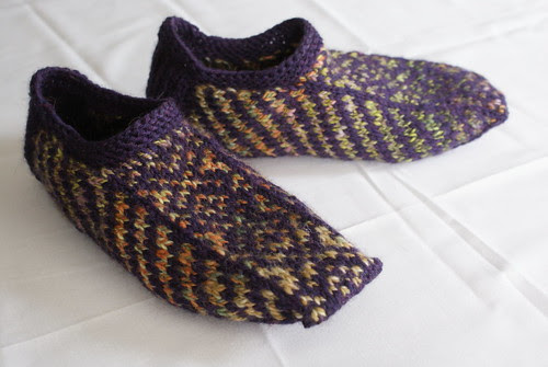 Tingvoll Slippers