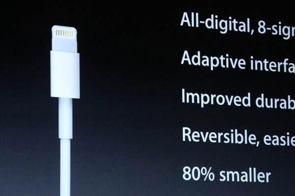Novo conector da Apple foi confirmado (Foto: CNET)