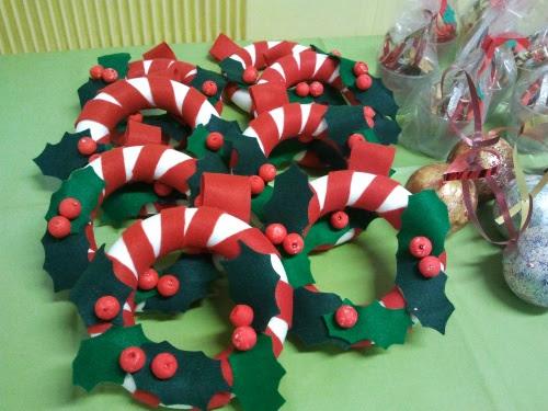 Bricolage de Noël : quoi, déjà ????