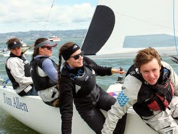 J/22 youth team- San Francisco Cup 2014