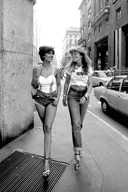 Le Fashion Blog 1970s 70s Street Style Vintage