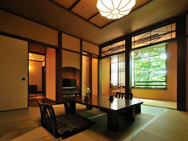 Zen Style Living Room - Modern House