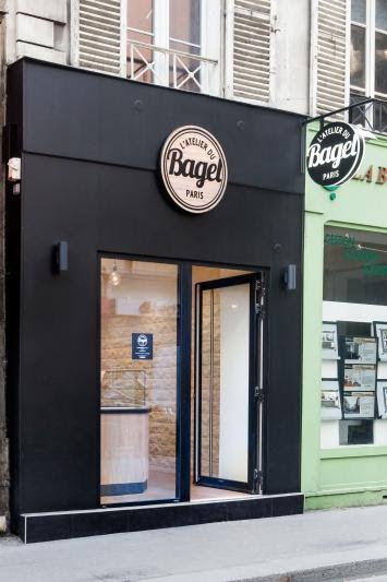 Atelier du Bagel restaurant resto paris
