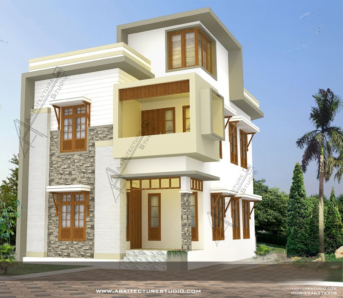 Kerala House Plans w