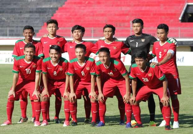Lawan Persija Jakarta, Timnas Indonesia U19 Tidak Rotasi Pemain  Goal.com