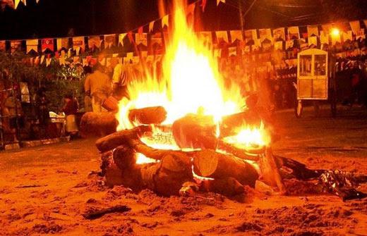 Prefeita disse que antecipação é para que possam passar os festejos juninos mais felizes com suas famílias
