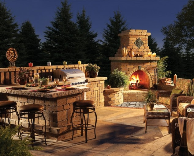 30 Ideas for Outdoor