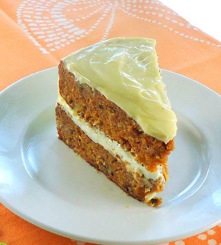 Sheila Lukins Carrot Cake Recipe