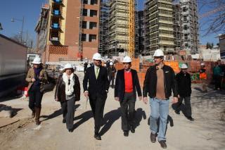 Se abre el plazo para solicitar una vivienda de alquiler con opción a compra para jóvenes en Alcobendas