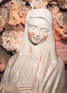 Madonna di Civitavecchia venerata da Giovanni Paolo II: il mistero della mano