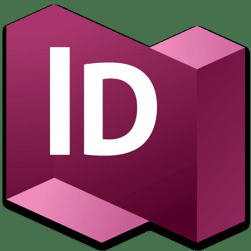 InDesign 3 Icon   Origami Adobe CS Series Iconset   nokari
