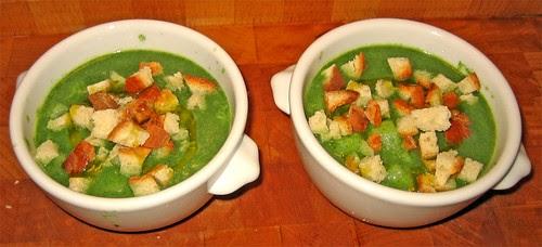 Il mondo di luvi minestra di ortiche for Cucinare ortica