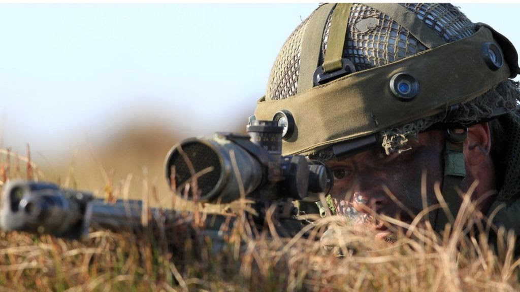 Does size matter for Britain's shrinking Army?