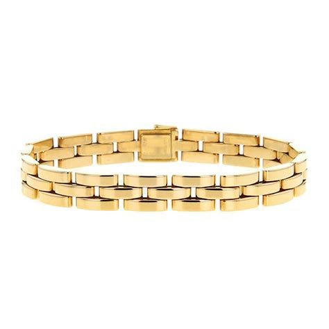 Cartier Maillon Panthère Bracelet 353908   Collector Square
