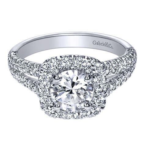 Gabriel & Co. Wedding Engagement Rings   Guida Jewelers