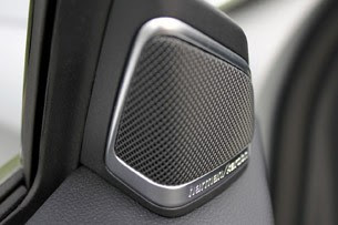 2012 Mercedes-Benz CLS550 door speaker