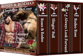 [cover: Roses and Rodeo]
