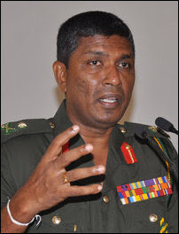 Major General Udaya Perera