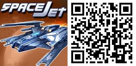 QR: space jet