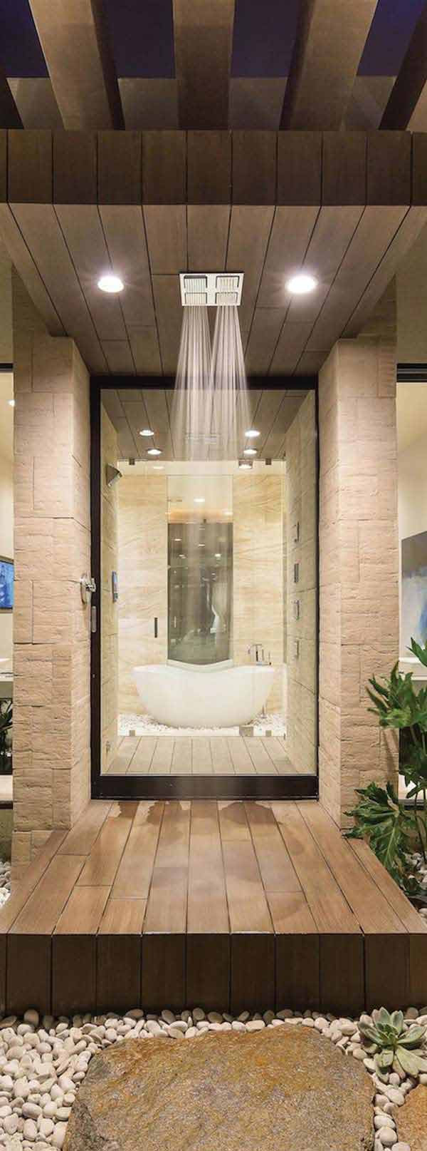 25+ Must See Rain Shower Ideas for Your Dream Bathroom ...