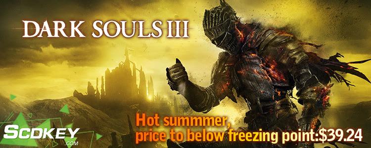 Dark Souls 3 Steam CD Key