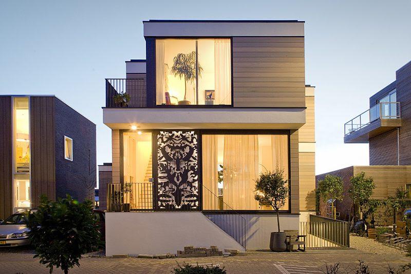 32 Ideias de Casas Modernas  Fachadas, Projetos e Fotos!!!