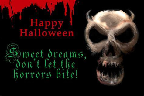 Sweet Dreams! Free Happy Halloween eCards, Greeting Cards