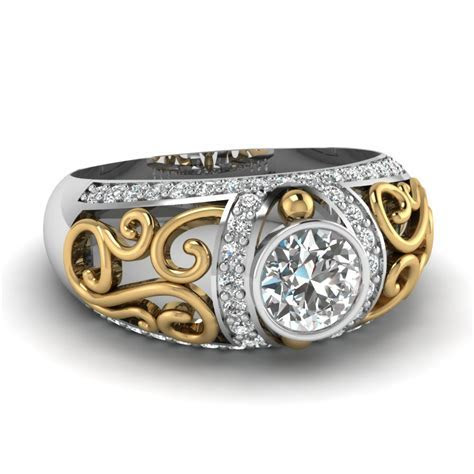 Vintage & Antique Inspired Rings   Fascinating Diamonds