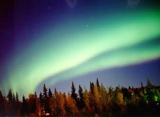 Aurora boreal y circuitos eléctricos