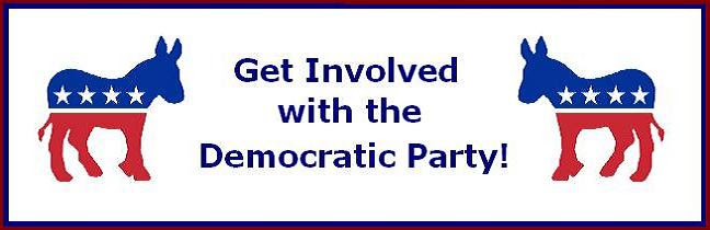 Get Involved with the Democratic Party!