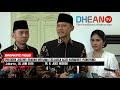 Presiden Jokowi Berlebaran dengan AHY dan EBY, Sampaikan Doa dan Dukungan