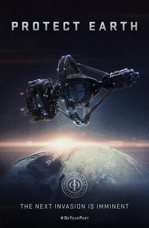 宇宙生還戰 安達的戰爭遊戲/戰爭遊戲 (Ender's Game) poster
