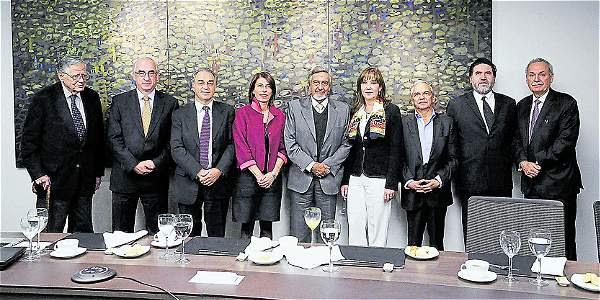 La comisión de expertos tributarios, integrada por 9 conocedores del tema, sesionó 'ad honorem' por más de un año.