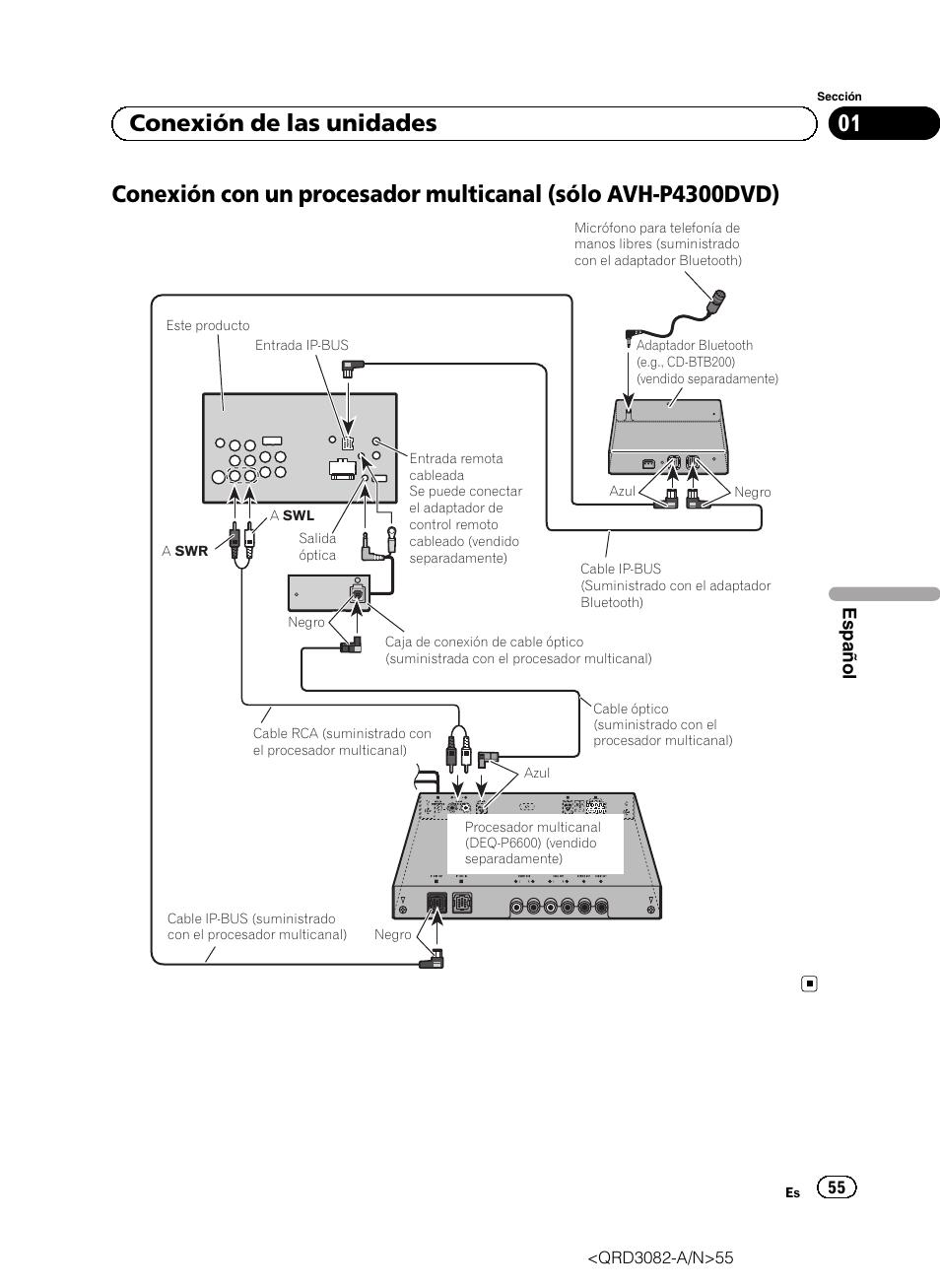 Pioneer Avh P4100dvd Wiring Diagram