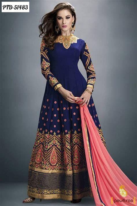 Designer Wedding And Party Wear Indian Punjabi Patiala