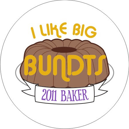 I Like Big Bundts 2011 Baker Button Design