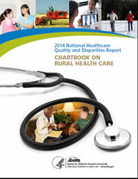 Cover of Chartbook on Rural Health Care