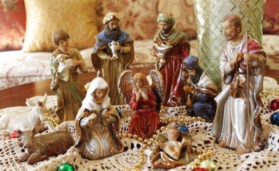 Christmas Decoration Jesus Birth | Christmas Ideas