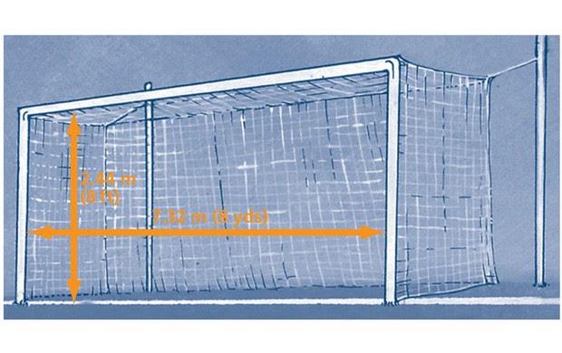 Desenho do livro da Fifa sobre as regras do futebol (Foto: Reprodução)