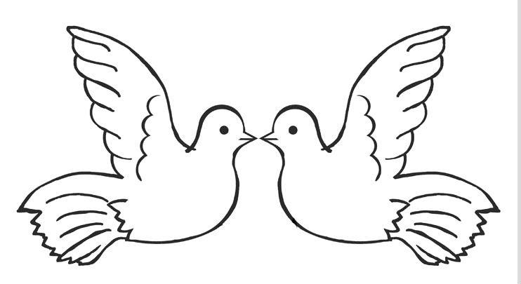 поделки на 9 мая голубь мира скачать