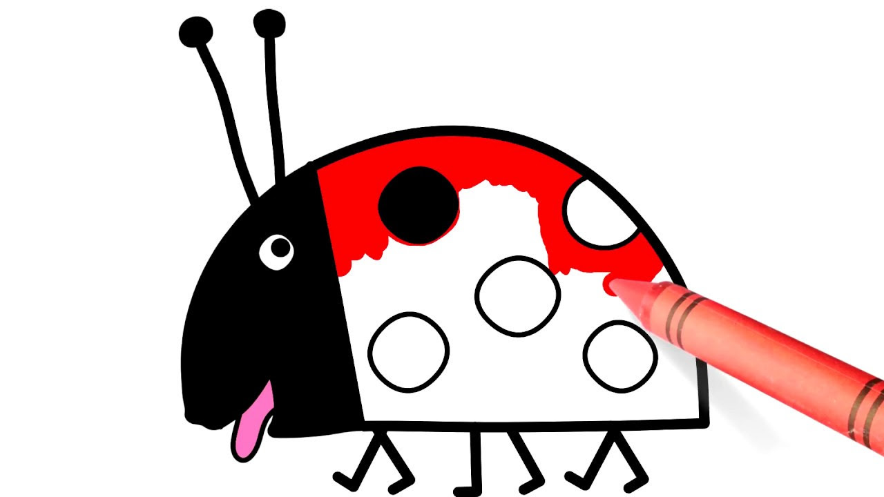 78 Top Ladybird Coloring Pages Pictures