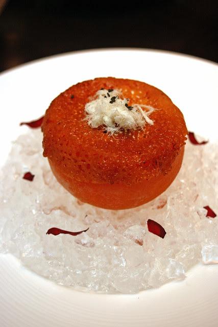 Grapefruit Givre