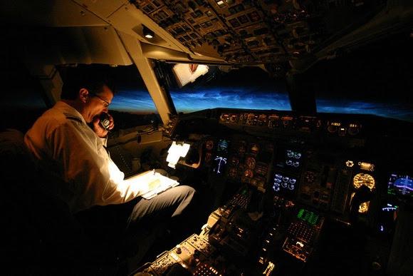 voo noturno - To no Cosmos