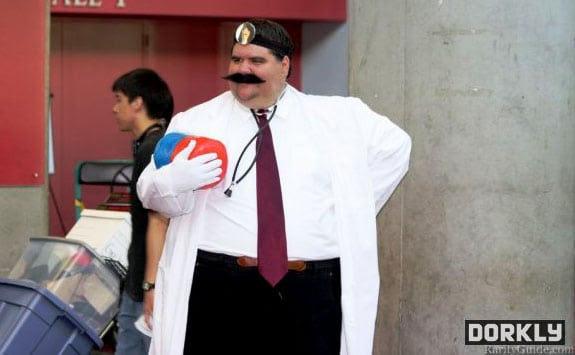 Cosplay: Mario (Dr. Mario)