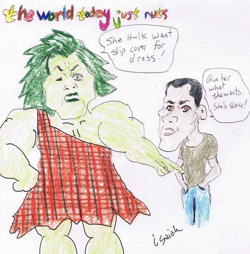 She Hulk Wants